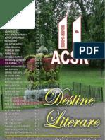 Destine Literare  Iunie August 2012