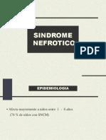 sindrome nefrótico