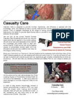 Casualty Care