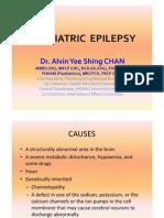 Paediatric Epilepsy