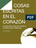 Dos Cosas Escritas en El Corazon