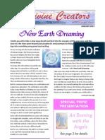 Divine Creators Newsletter January 2013