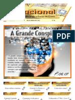 Jornal O Nacional Nº 65 - Última Edição do Ano de 2012