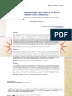 COOPERAÇÃO INTERMUNICIPAL NA FRANÇA E NO BRASIL EM PERSPECTIVA COMPARADA