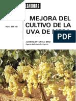 Mejora del Cultivo de la Uva de Mesa