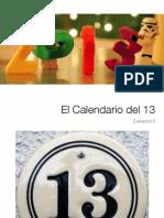 El Calendario del 13