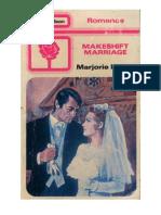 Marjorie Lewty - Makeshift Marriage