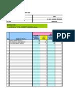 Analysis Model Upsr 1&2