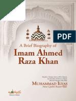 A Brief Biography of  ALA HAZRAT