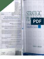 Strategic Planning by Abraham Part 1