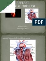 Referat Atrial Fibrilasi