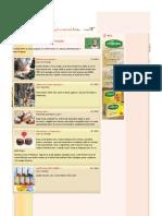 Kulinarična Slovenija - članki o kulinariki in zdravem življenju
