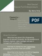 ETP Presentation