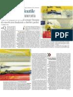 La Filosofia Serve Ancora Di UMBERTO CURI - La Lettura 30.12.2012
