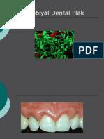 Mikrobiyal Dental Plak