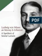 Mises - Money & Inflation