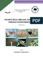 Atlante Delle Libellule, Damigelle e Farfalle Di Buccinasco