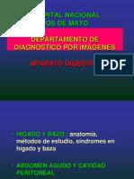 radiologia del abdomen