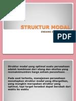Bab i Struktur Modal.pptx
