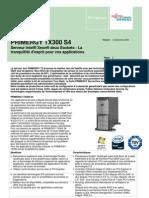 Fujitsu siemens Tx300 S4