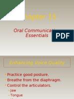 Oral Communication Essentials