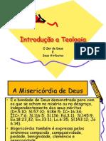 Introdução a Teologiac