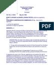 Liwanag vs Workmen's Compensation Commission