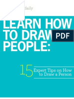 Learn how to draw people