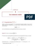 1.7.7 Desigualdades Tipo Cociente