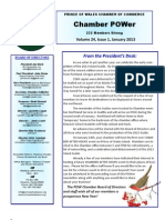 Jan 2013 Newsletter