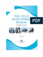 Fuel Cells Development in India The Way Forward