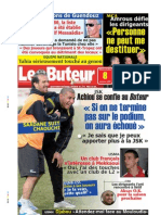 LE BUTEUR PDF du 08/02/2009