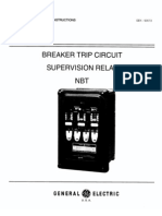 Breaker Ckt Supervision Relay