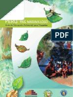 Educacion Ambiental Para Docentes, Peru Maravilloso