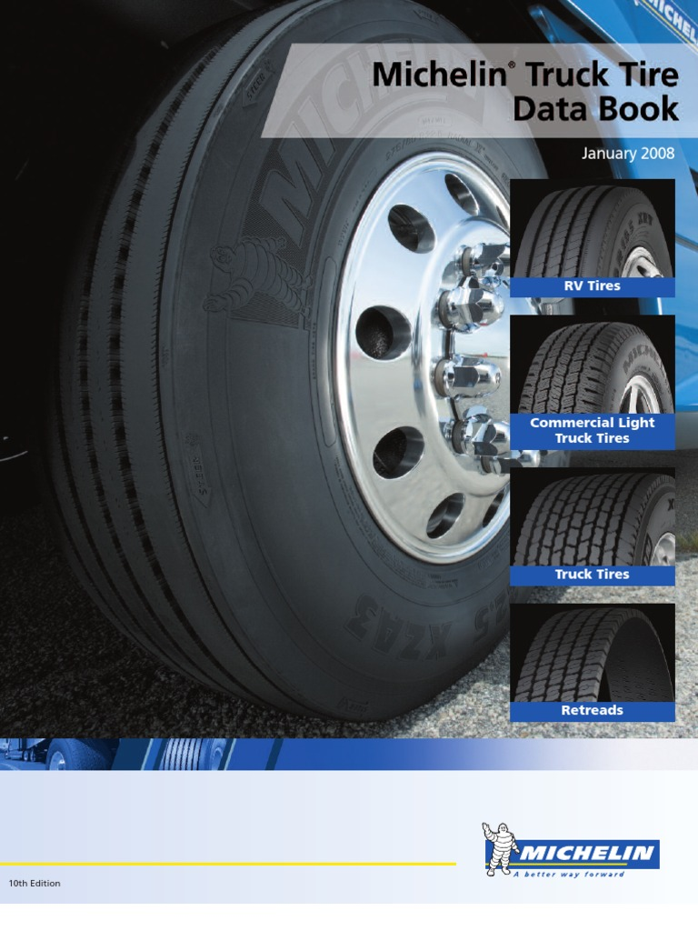 Michelin truck databook tire lubricant mozeypictures Images