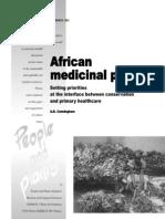 African medicinal plants