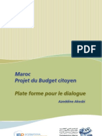 Budget Citoyen