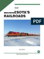 Information about Minnesota's Railroads