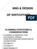 Design of Switchyard - NWA