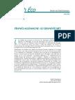 Compétitivité France Allemagne