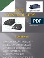 Controller Finale