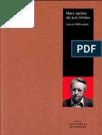 Althusser Louis 1995 Marx Dentro de Sus Limites Eds Akal