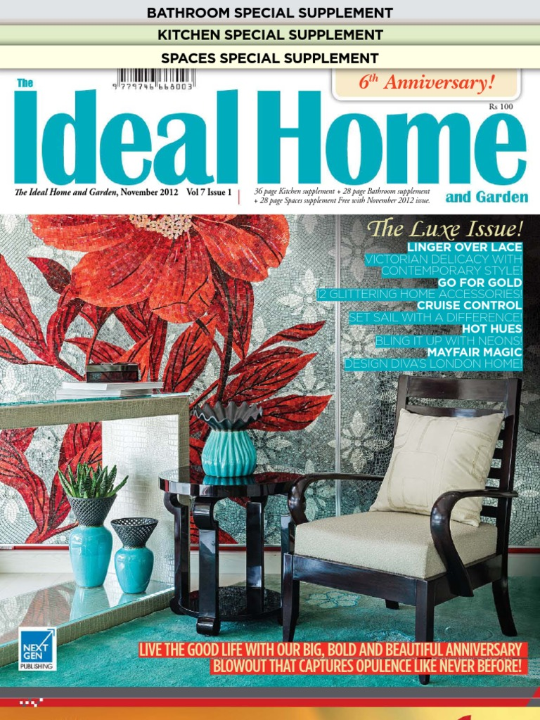 11 Ideal Home Garden 201211 | Interior Design | Credit Card