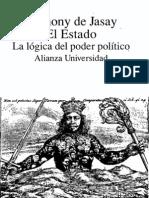 Anthony de Jasay El Estado La Logica Del Poder Politico