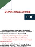 Badania RT prezentacja