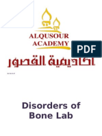 Disorders of Bone Lab