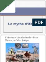 mythe d'oedipe