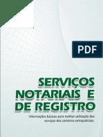 Serviços Notarais de Registro (Cartórios Extrajudiciais)
