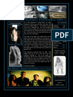 Unearthly Paranormal Newsletter-January 2013