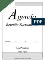 Modelo de Agenda Sacramental